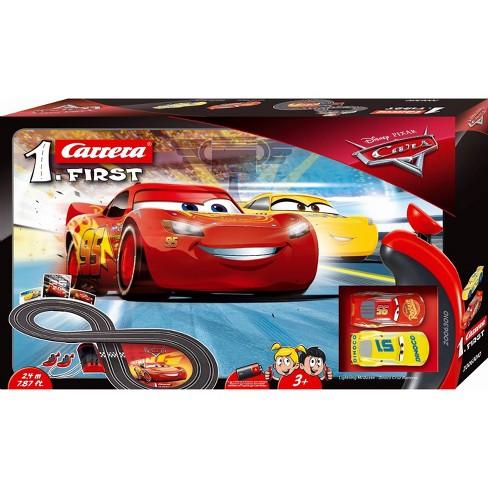 Carrera First Disney Pixar Cars 3 Racing Set - image 1 of 2