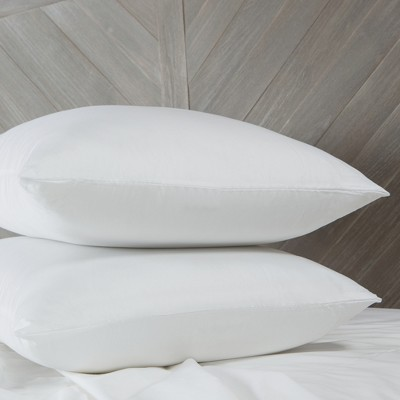 SensorPEDIC CoolMAX 400 Thread Count Cotton-Rich Pillow 2 Pack