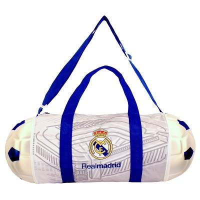 La Liga Real Madrid CF Collapsible Soccer Ball Duffel Bag