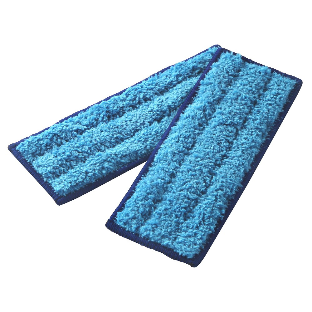 Image of iRobot Braava jet Washable Wet Mopping Pads - 2 Ct., Blue