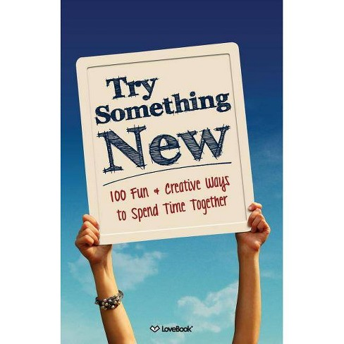 Try Something New - (Paperback) - image 1 of 1
