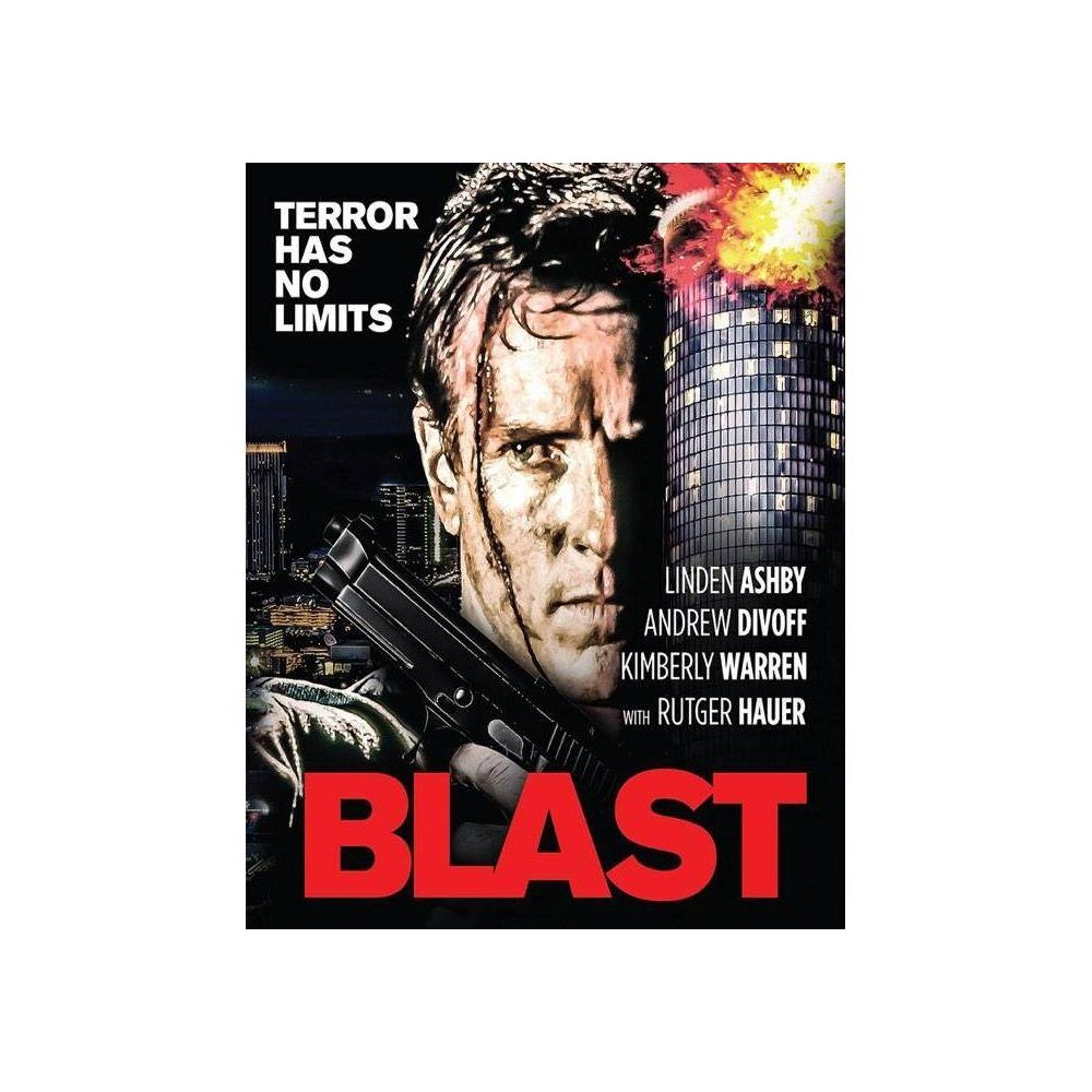 Blast Blu Ray 2018