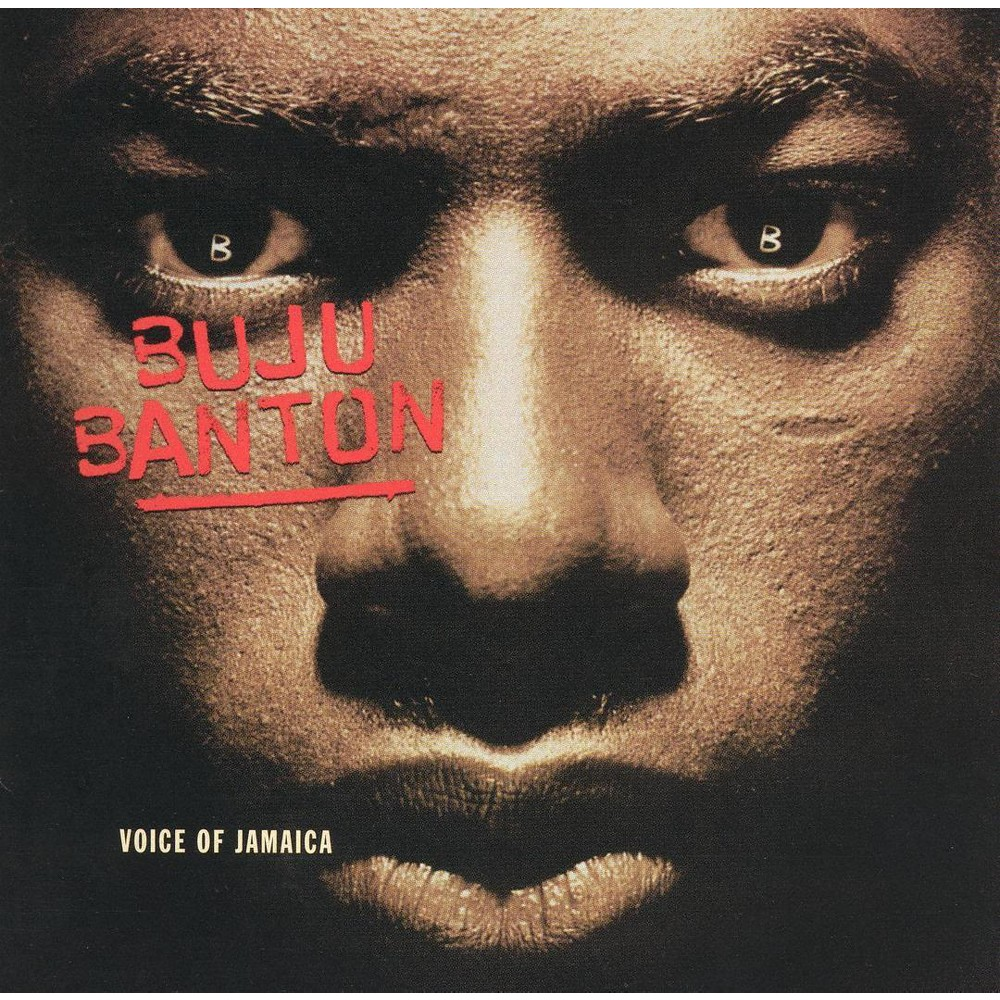 Buju Banton - Voice Of Jamaica (CD)