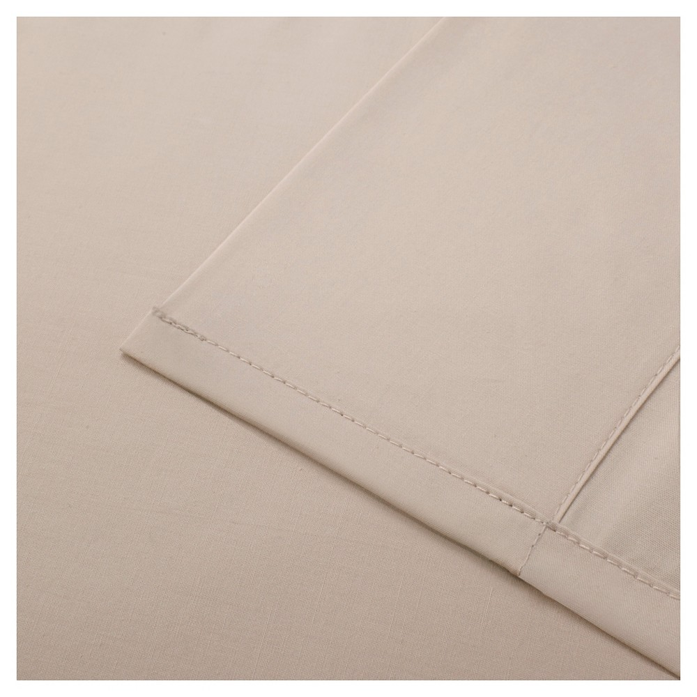 Forever Percale Sheet Set (Queen) Ivory