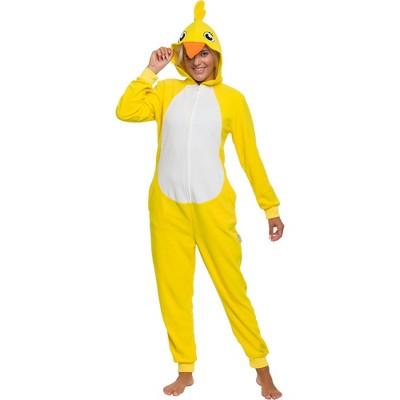 Funziez! Chick Adult Womens Novelty Union Suit