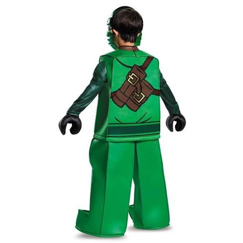 Ninjago Halloween Costume.Boys Ninjago Lloyd Prestige Halloween Costume M Target