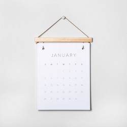 2020 Hanging Calendar - Hearth & Hand™ with Magnolia