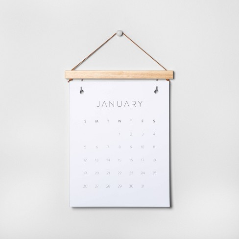 2020 Hanging Calendar - Hearth & Hand™ with Magnolia - image 1 of 2