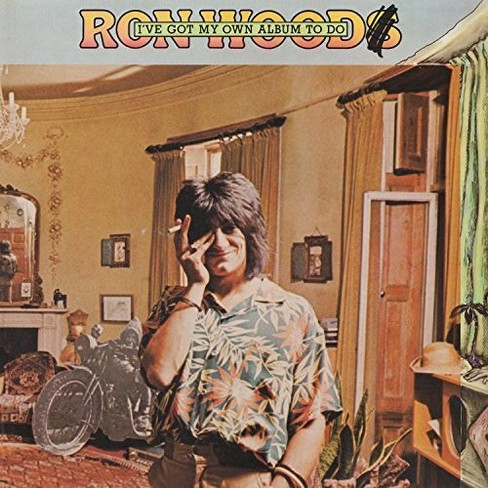 Ron Wood - I've Got My Own Album To Do & Now Loo (CD) - image 1 of 1