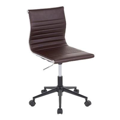Masters Industrial Task Chair Espresso - LumiSource