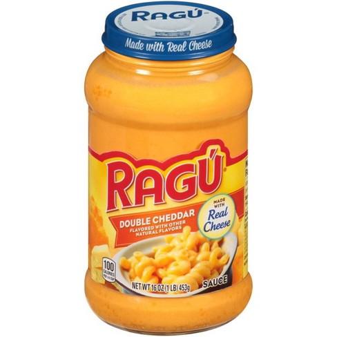 Ragu Double Cheddar Cheese Sauce - 16oz - image 1 of 4