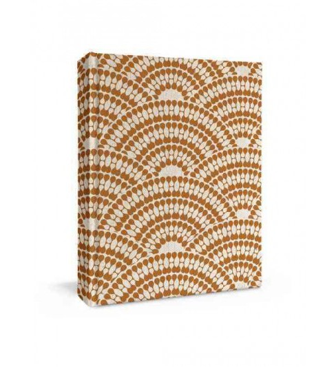 House Industries Copper Linen Journal (Paperback) - image 1 of 1