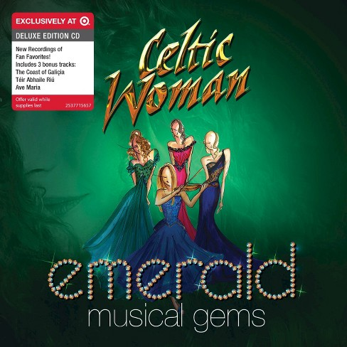 Celtic Woman - Emerald: Musical Gems - Only at Target - image 1 of 1