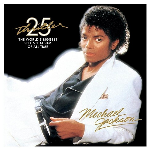 Thriller (25th Anniversary Edition) (LP) - image 1 of 10