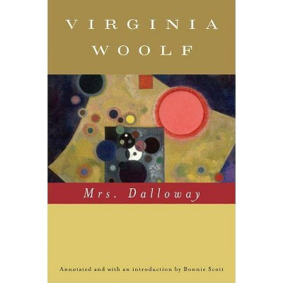 Mrs. Dalloway (Annotated) - by  Virginia Woolf (Paperback)
