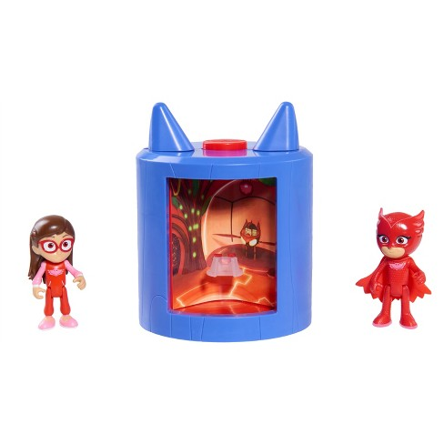 PJ Masks Owlette Transforming Figure Set - image 1 of 2