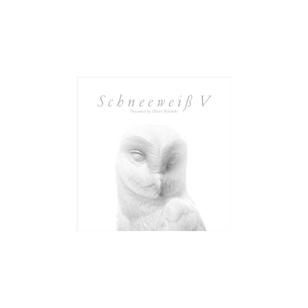 Oliver Koletzki - Schneeweiss V (CD)