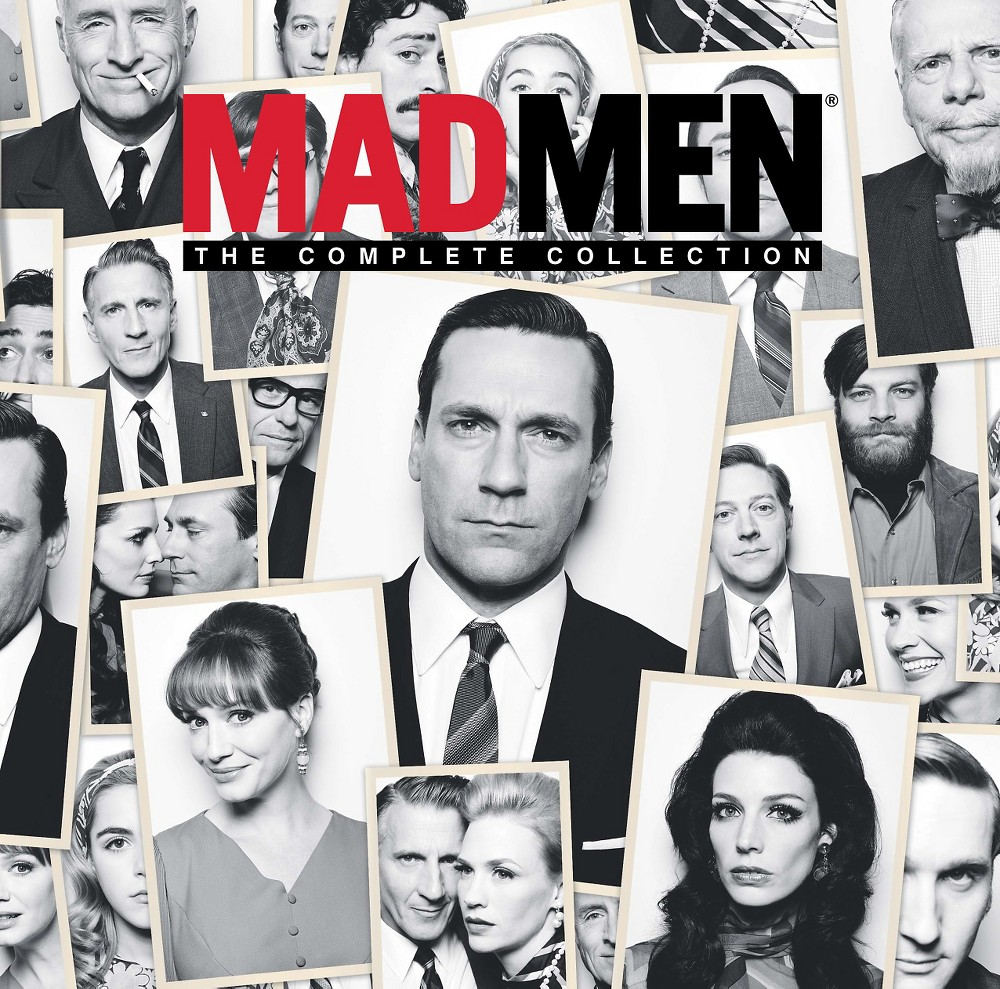 Lions Gate Mad Men: The Complete Collection [32 Discs]