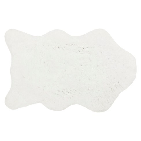 "Loloi Phoebe Accent Rug - White (2'3""X3'9"") - image 1 of 1"