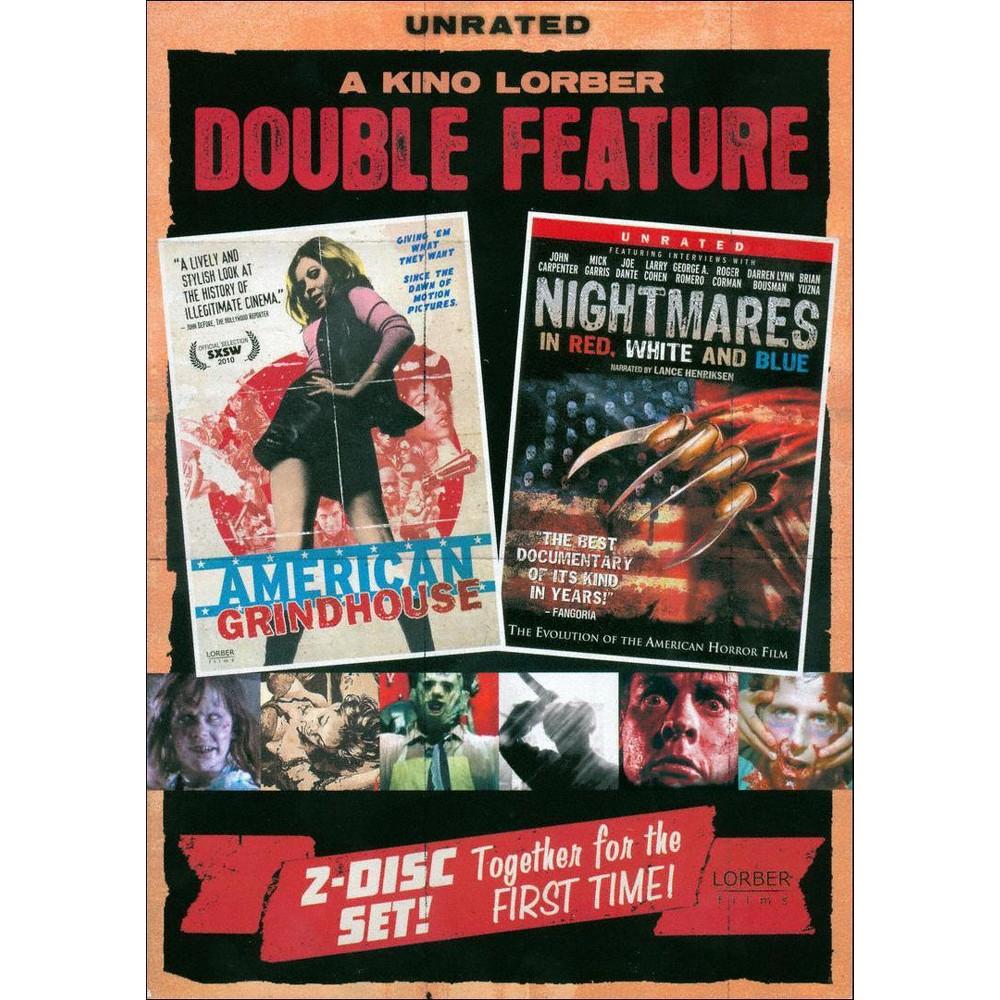 American Grindhouse/Nightmares In Red (Dvd)