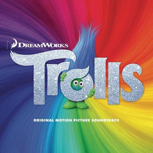 DreamWorks Trolls Original Motion Picture Soundtrack - image 1 of 1