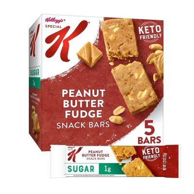 Special K Protein Bar Peanut Butter Fudge - 6.17oz/5ct