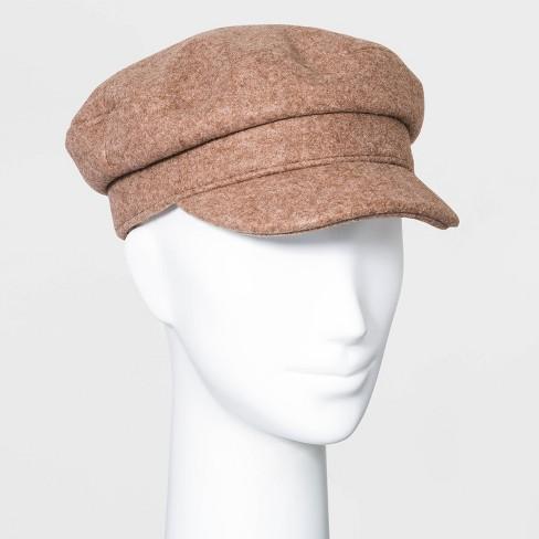 Women's Felt Captain Hat - Universal Thread™ - image 1 of 2