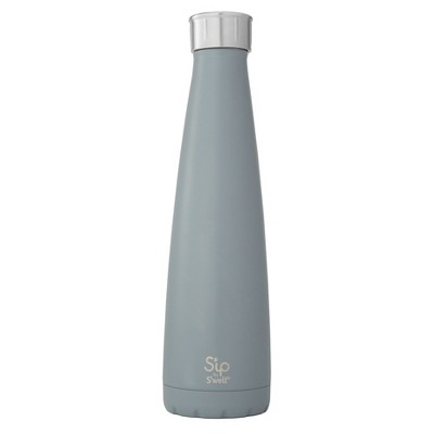 S'ip by S'well 23oz Vacuum Insulated Stainless Steel Water Bottle Cadet Blue