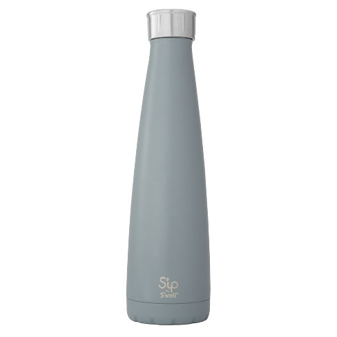 S'ip by S'well 23oz Vacuum Insulated Stainless Steel Water Bottle Cadet Blue - image 1 of 2