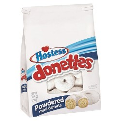 Hostess Donettes Powdered Mini Donuts - 10.5oz