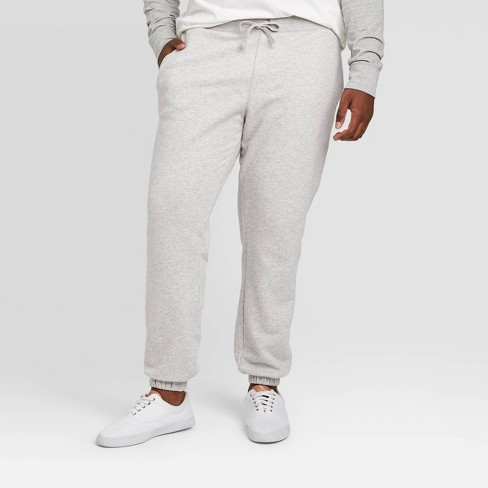 Men's Big & Tall Jogger Pants - Goodfellow & Co™ - image 1 of 3
