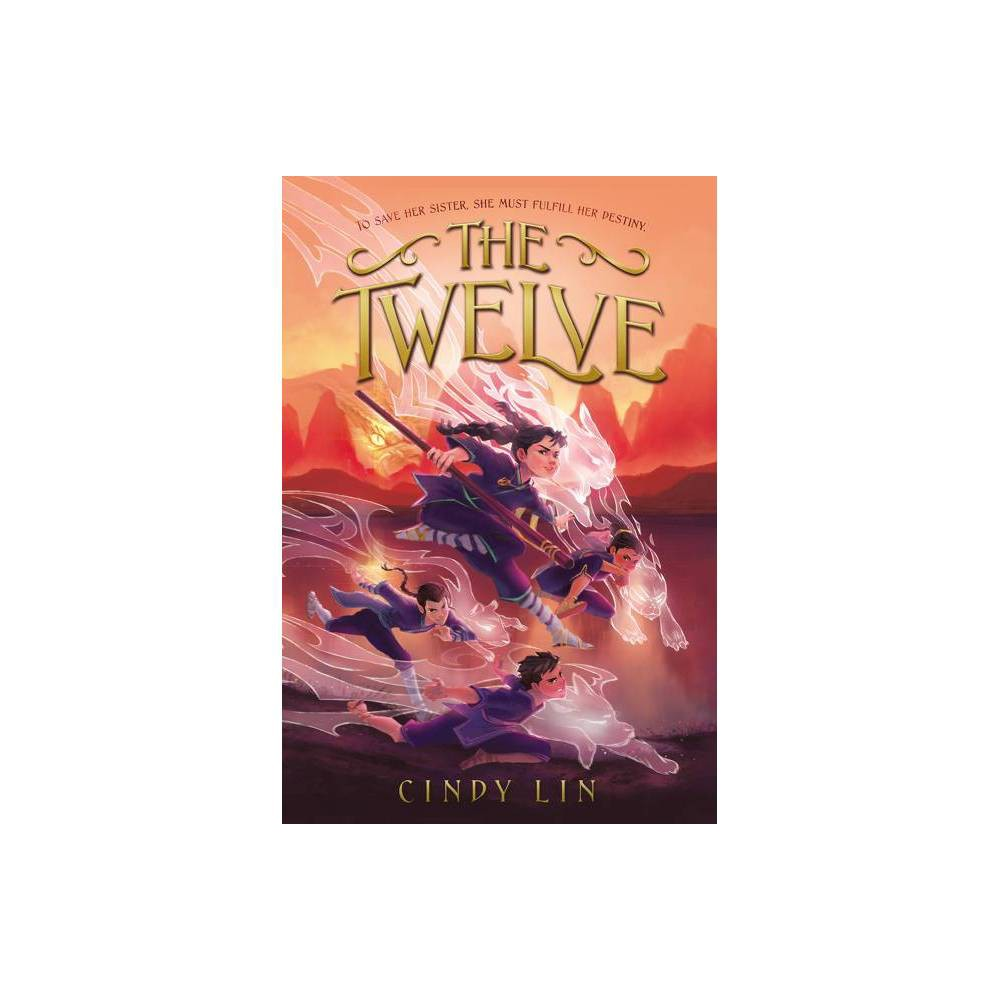 The Twelve By Cindy Lin Paperback