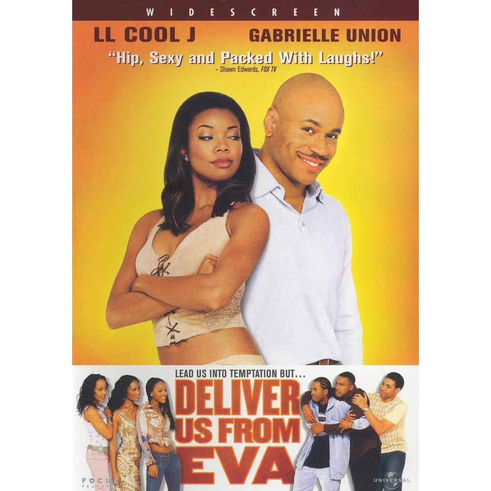 Deliver Us From Eva (WS) (dvd_video)