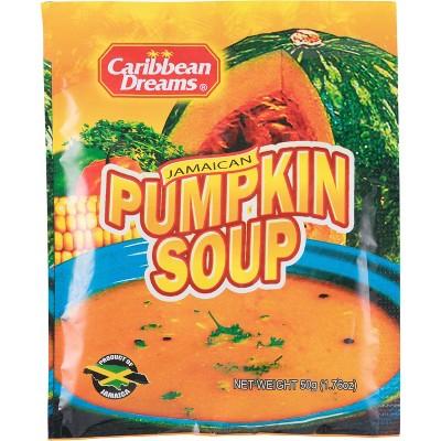 Caribbean Dreams Jamaican Pumpkin Soup - 1.76oz