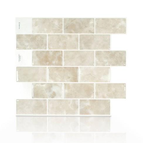 Smart Tiles Subway Sora Tile Wallpaper Target
