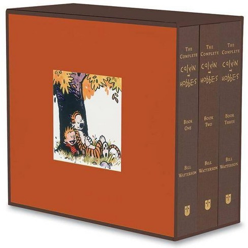The Complete Calvin and Hobbes - by  Bill Watterson (Hardcover) - image 1 of 1