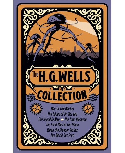 H. G. Wells Collection (Paperback) - image 1 of 1