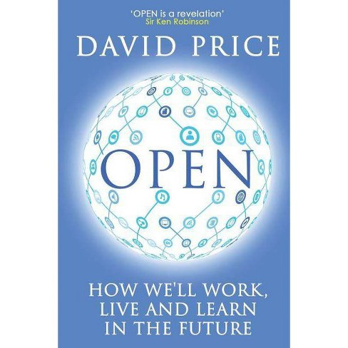 Open - by  David Price (Paperback) - image 1 of 1