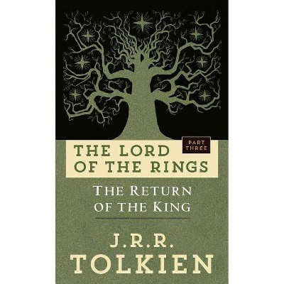 The Return of the King - (Lord of the Rings) by  J R R Tolkien (Paperback)