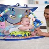 Disney Baby Finding Nemo Mr. Ray Ocean Lights Activity Gym - image 3 of 4