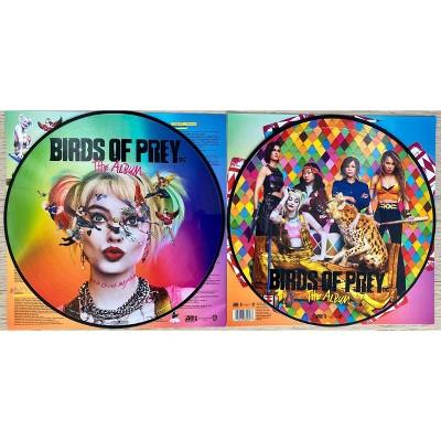 Birds Of Prey The Album Birds Of Prey The Album Explicit Lyrics Vinyl Target