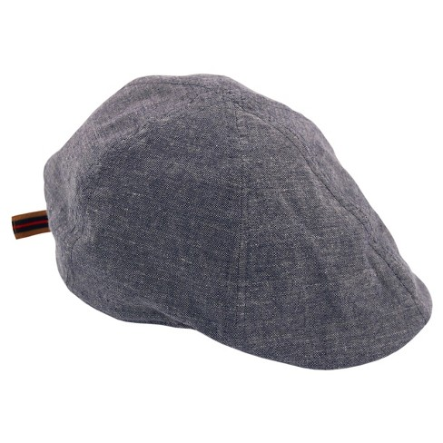 Boys' Driving Cap - Cat & Jack™ Blue - image 1 of 3