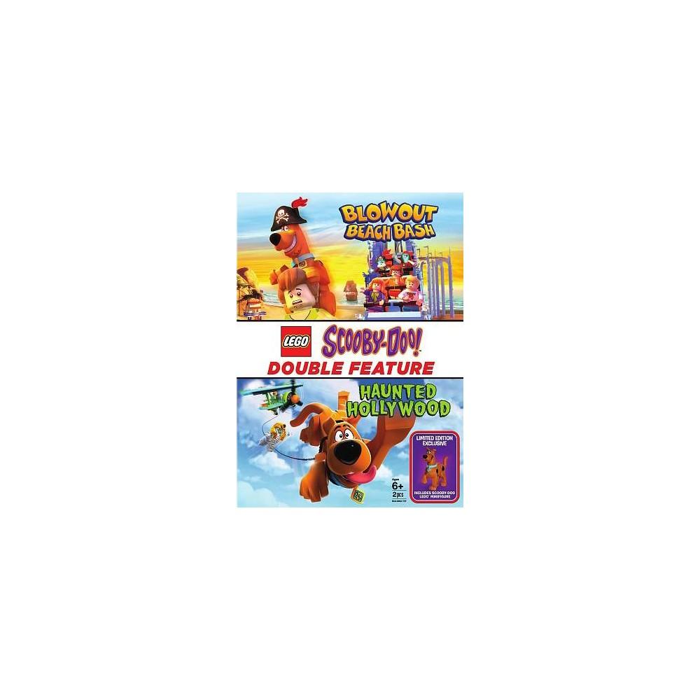 Lego Scooby: Haunted Hollywood/Blowout Beach Bash (Dvd)