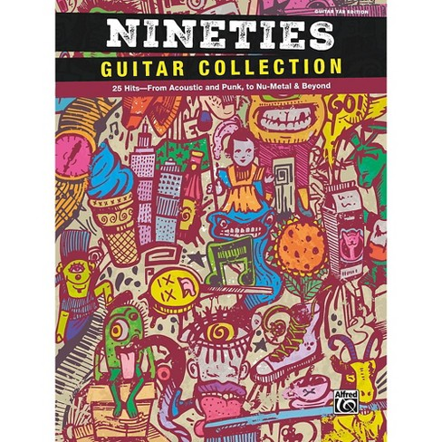 Alfred Nineties Guitar Collection Guitar TAB Edition Songbook - image 1 of 1