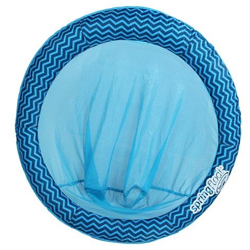 Swimways Spring Float Papasan - Blue wave - image 1 of 1