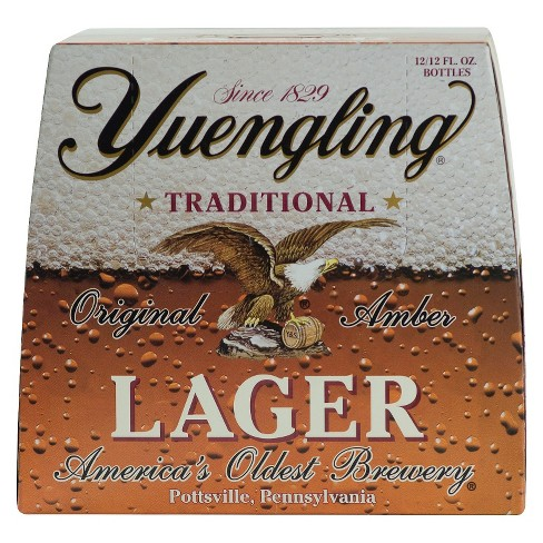 Yuengling® Traditional Lager - 12pk / 12oz Bottles - image 1 of 1