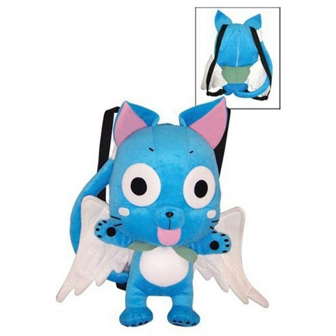 Great Eastern Entertainment Co. Fairy Tail Happy Plush Bag - image 1 of 1