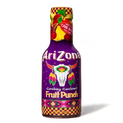 Arizona Southern Style Fruit Punch - 16.9oz