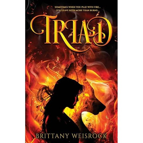 Triad - by  Brittany Weisrock (Paperback) - image 1 of 1