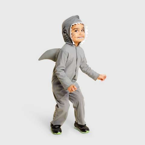 Toddler Shark Halloween Costume - Hyde & EEK! Boutique™